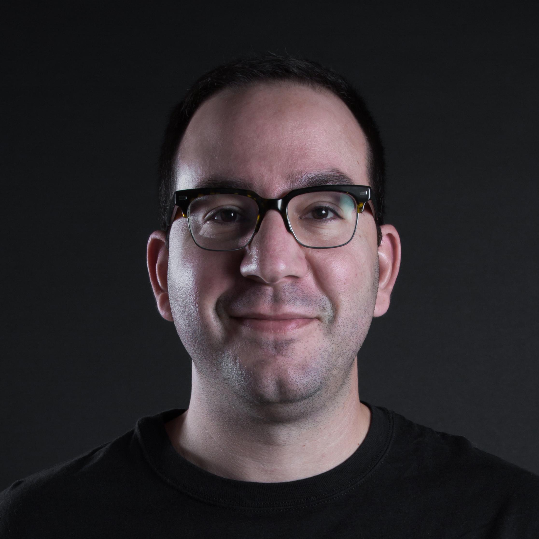 Mike Campos Headshot